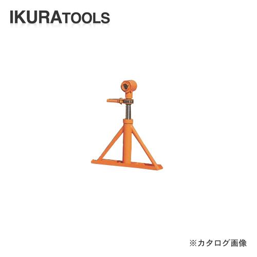 【直送品】育良精機 イクラ グリップ式ケーブルジャッキ ISG-2000