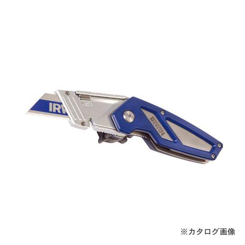 アーウィン ついに再販開始 超特価SALE開催 IRWIN T1858318 フォールディングナイフ