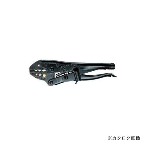 クニペックス 9700-215A 圧着グリッププライヤー