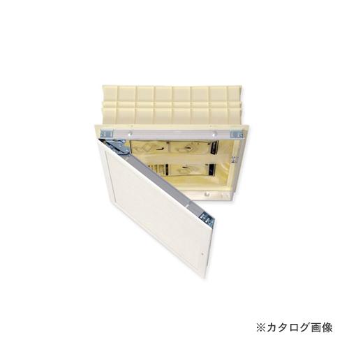 城東テクノ Joto 高気密型天井点検口用(セット梱包品) 2×4工法用 400×600(断熱タイプ) 点検口:ホワイト 断熱枠:アイボリー 断熱材:淡黄 (1セット) SPC-S4060BH1