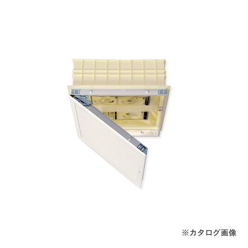 城東テクノ Joto 高気密型天井点検口用(セット梱包品) 2×4工法用 400×600(高断熱タイプ) 点検口:ホワイト 断熱枠:アイボリー 断熱材:淡黄 (1セット) SPC-S4060BH2