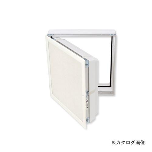 城東テクノ Joto 高気密型壁点検口 高断熱タイプ 在来軸組用:455×455 点検口:ホワイト 断熱蓋:アイボリー (1セット) SPW-S4545CH2
