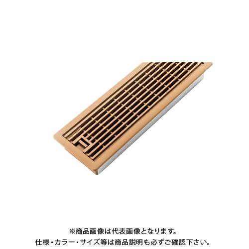 城東テクノ Joto ルームガラリ (風量調節機能なし) 807×165×26.5mm アイボリー (2コ) YV-15079-IV
