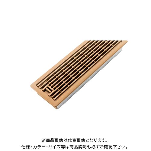 城東テクノ Joto ルームガラリ 624.5×90×26.5mm アイボリー (4コ) YV-7560-IV