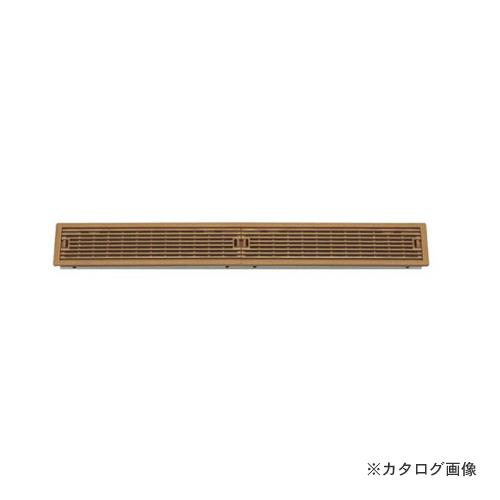 城東テクノ Joto ルームガラリ 624.5×90×26.5mm ナチュラル (4コ) YV-7560-NL