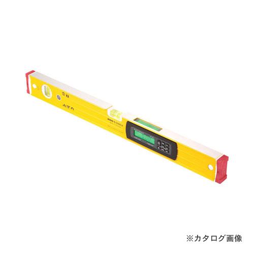 ムラテックKDS DL-60MIP マグネット付デジタル水平器60IP