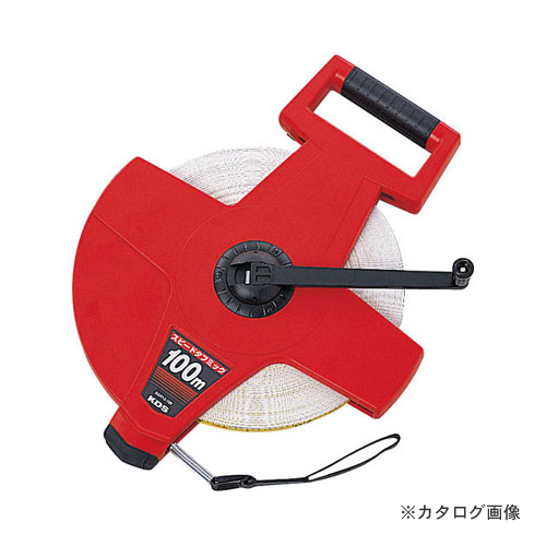 ムラテックKDS SGR12-120 ガラス繊維巻尺スピードタフミックリール120M