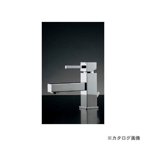 カクダイ KAKUDAI シングルレバー混合栓 183-147