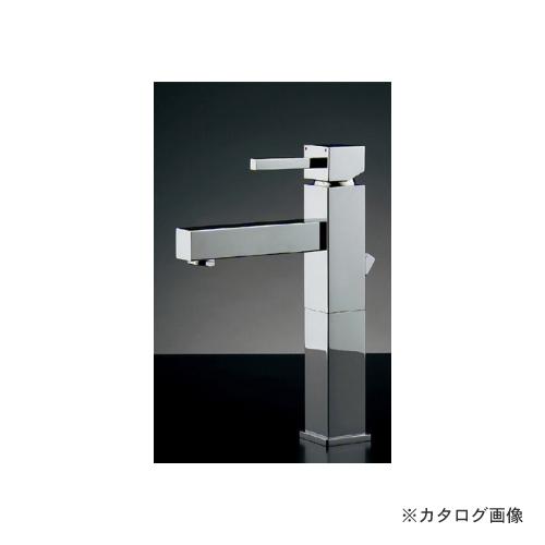 カクダイ KAKUDAI シングルレバー混合栓(トール) 183-148