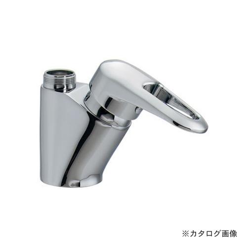 カクダイ KAKUDAI シングルレバー混合栓本体 183-400