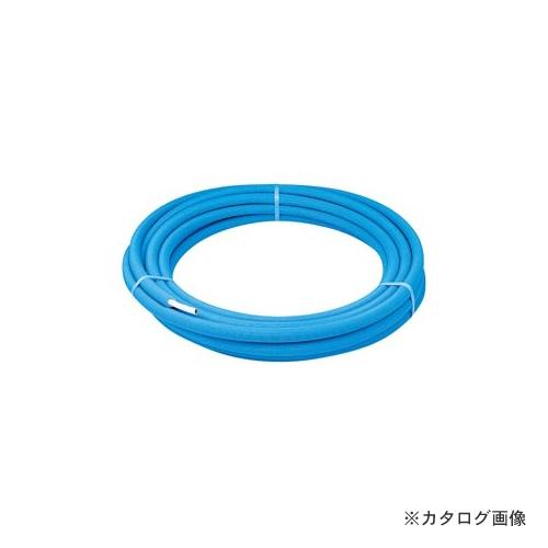 カクダイ KAKUDAI メタカポリ(保温材つき)青//16 672-017-25