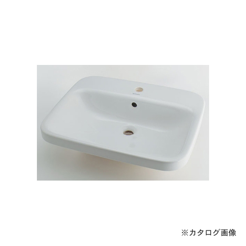 カクダイ KAKUDAI 角型洗面器 #DU-0374620000