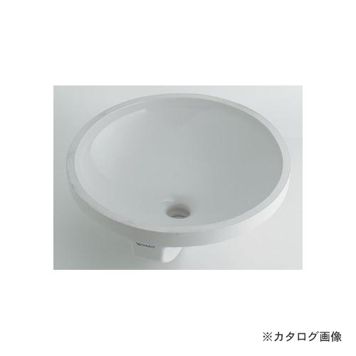カクダイ KAKUDAI アンダーカウンター式洗面器 #DU-0468400000