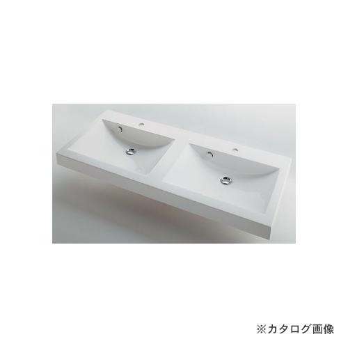 カクダイ KAKUDAI 角型洗面器 #MR-493223