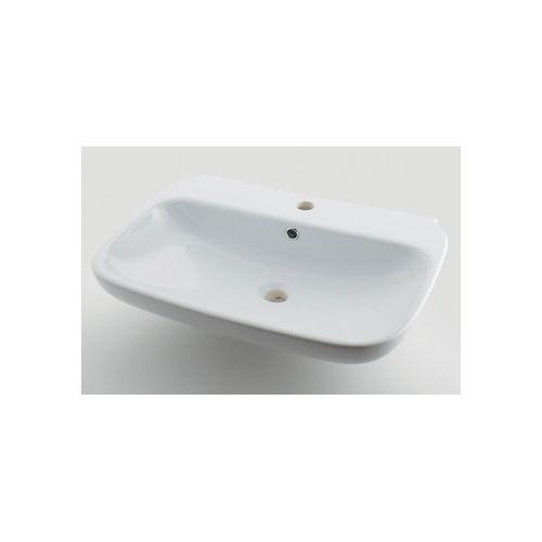 カクダイ KAKUDAI 角型洗面器 #LY-493206