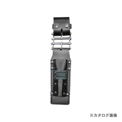 ニックス KNICKS KB-201MSDX-3 3連結チェーン式モンキー・シノ付ラチェットホルダー ブラック