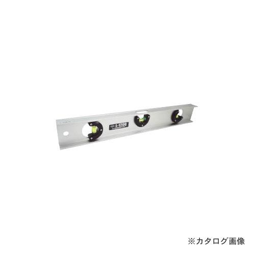 ■【直送品】KOD アカツキ製作所 [10セット] アルミレベル(パック) L120Q-380 003087