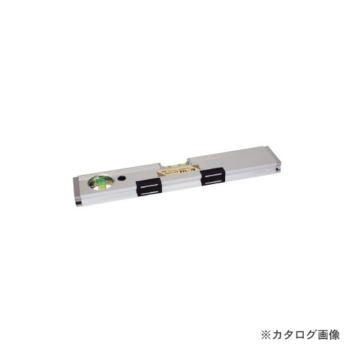 ■【直送品】KOD アカツキ製作所 [5セット] アルミレベルMG付(パック) SVL-7M-600 003171