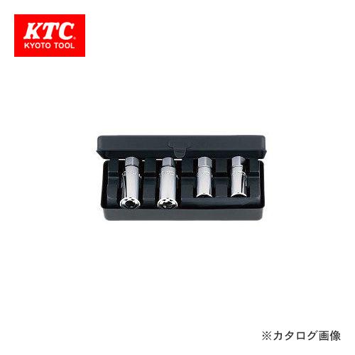 KTC 12.7sq.スタッドボルトリムーバーセット(4個組) BSR354