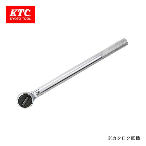 KTC 19.0sq. 丸形ラチェットハンドル BRM40
