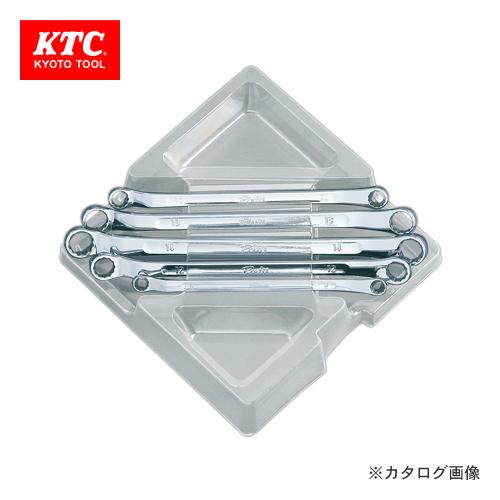KTC プロフィットツール めがねレンチセット(5本組) TM305