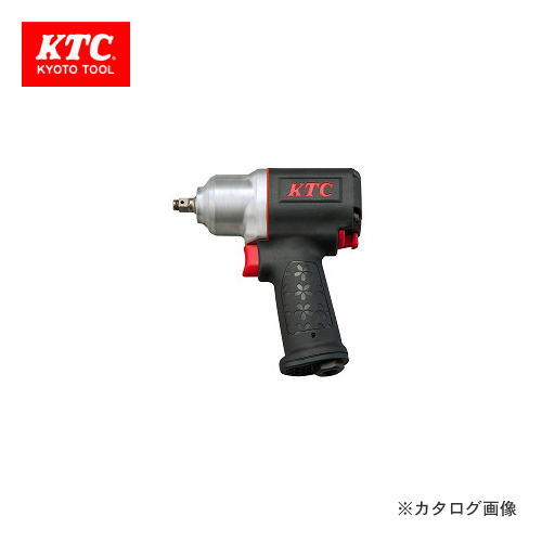 KTC 9.5sq.インパクトレンチ(コンポジットタイプ) JAP351