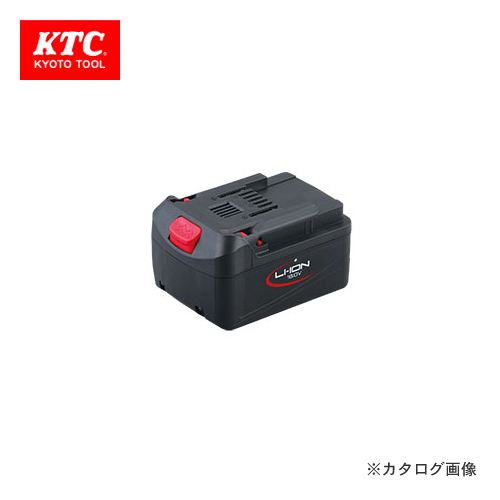 KTC 18V/5Ahバッテリーパック (JTAE411・472・681用) JBE18050H