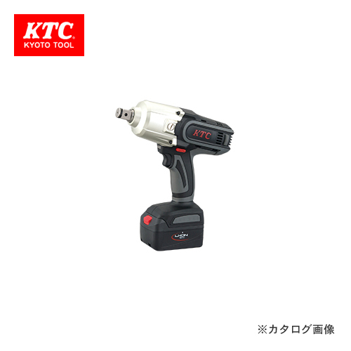 KTC 19.0sq.コードレスインパクトレンチセット JTAE681