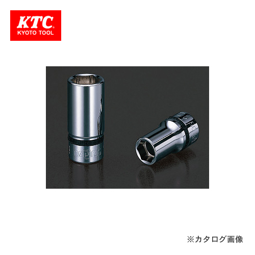 ネプロス KTC 9.5sq.セミディープソケット 六角 再入荷/予約販売! インチ 16 海外並行輸入正規品 NB3M-7