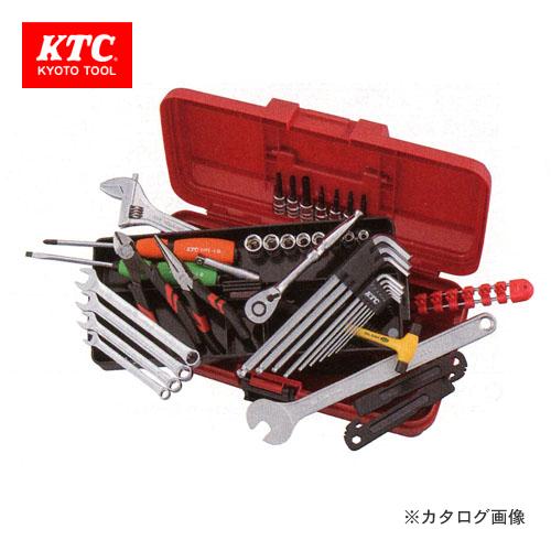 【4/1はWエントリーでポイント19倍相当!】KTC サイクルツールセット SK34011CY