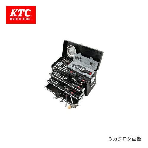 KTC デジラチェセット(トルク測定範囲:17 85N・m) SK35310XBK2