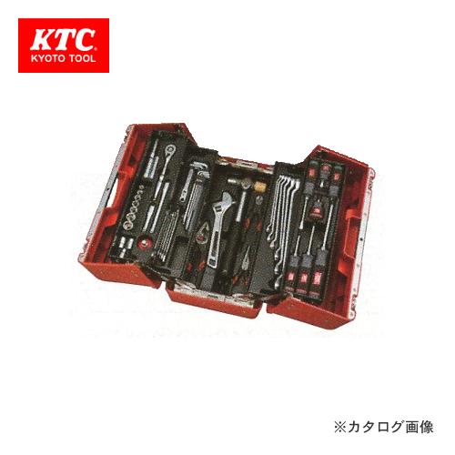 KTC 工具セット (両開きプラハードケースタイプ) SK3531P