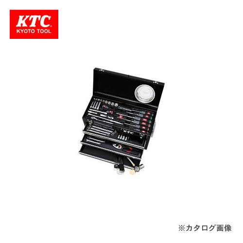 KTC 工具セット(チェストタイプ) SK3650XBK, ステップREIKODO 76f7847f