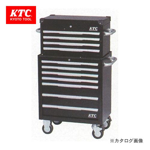 【直送品】KTC ハイメカツールセット SK8601ABK