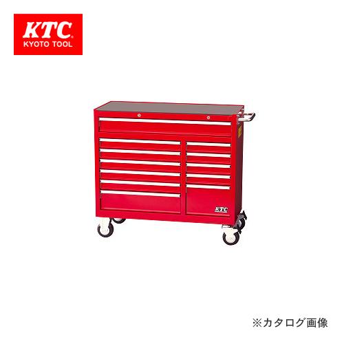 【直送品】KTC ローラーキャビネット(7段12引出し) SKX3812