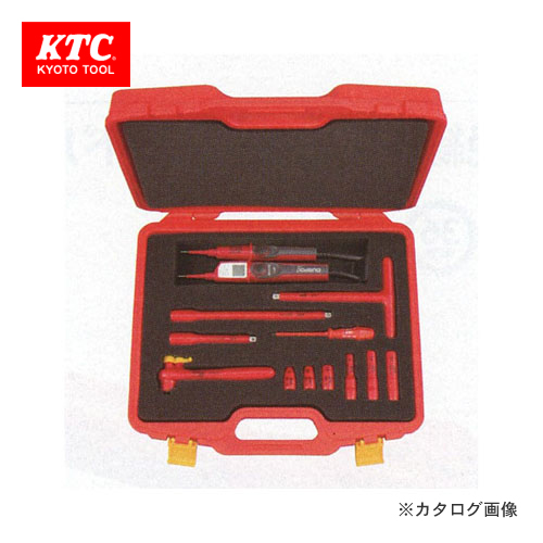 KTC 絶縁工具セットB ZTB311VB