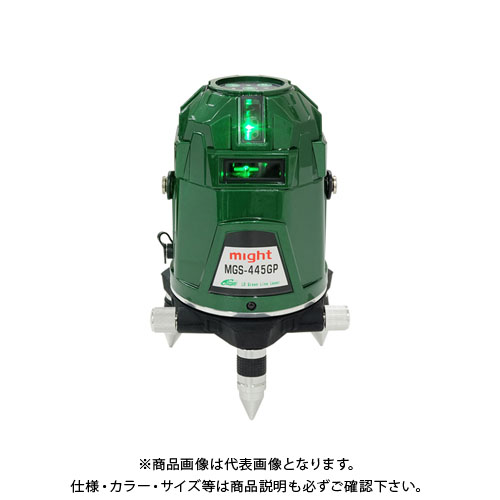 マイト工業 グリーンレーザー 受光器(MK405-G)+三脚(MEL-175)セット MGS-445GP