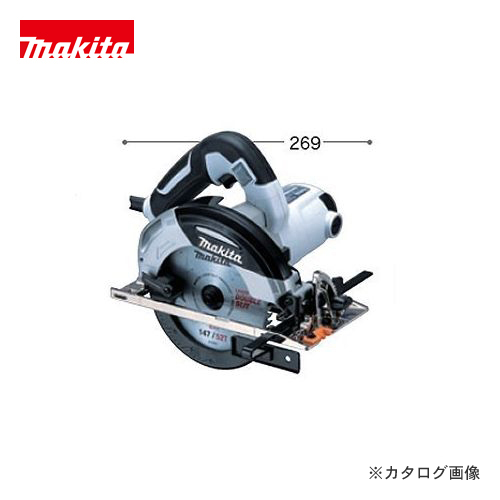 マキタ Makita 電気マルノコ(白)147mm (アルミベース)ノコ刃なし 5332CSPW