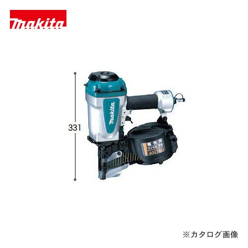 マキタ Makita 75mm 梱包用エア釘打 AN760