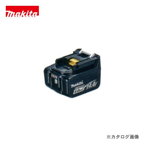 【お買い得】マキタ Makita 14.4V 6.0Ah リチウムイオンバッテリー BL1460B A-60660