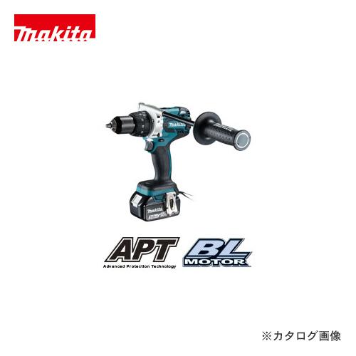 マキタ Makita 充電式ドライバドリル 18V バッテリー×2本・充電器・ケース付 DF481DRTX