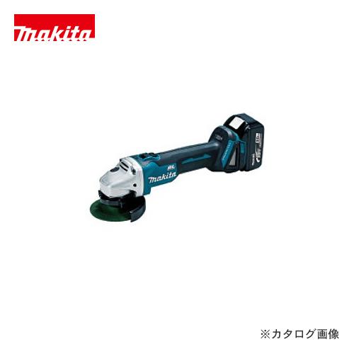 マキタ Makita 14.4V 充電式ディスクグラインダ (バッテリ・充電器・ケース付) GA403DRT