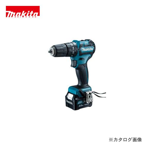マキタ Makita 10.8V 充電式震動ドライバドリル バッテリー×2・充電器・ケース付 HP332DSMX
