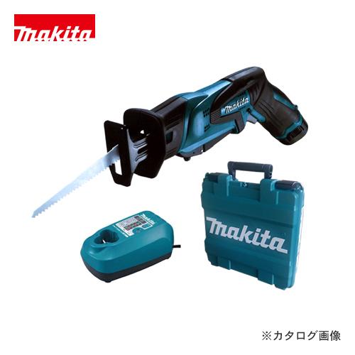 【6月5日限定!Wエントリーでポイント14倍!】マキタ Makita 10.8V 充電式レシプロソー フルセット JR101DW