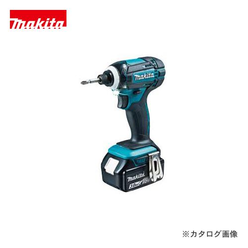 マキタ Makita 充電式インパクトドライバ 18V バッテリー×2本・充電器・ケース付 TD149DRFX