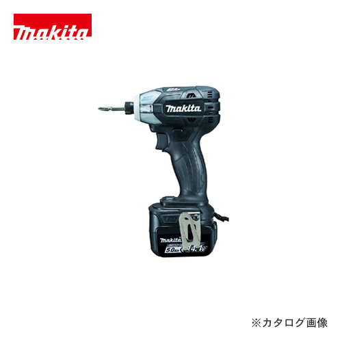 マキタ Makita 14.4V 5.0Ah 充電式ソフトインパクトドライバ 黒 TS131DRTXB