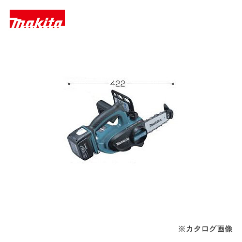 マキタ Makita 充電式チェーンソー UC121DRF
