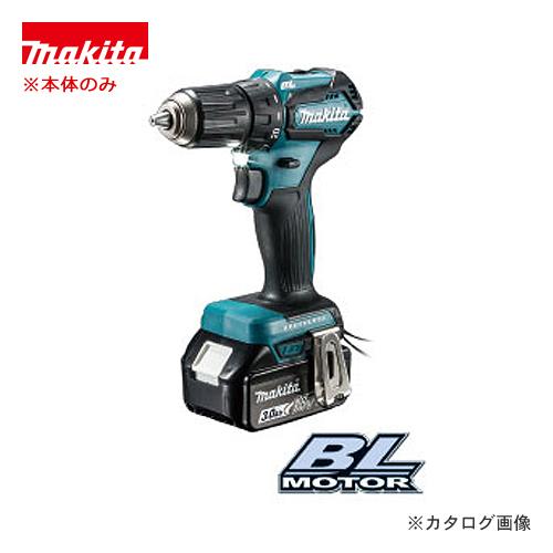 マキタ Makita 充電式ドライバドリル (本体のみ) 18V DF483DZ