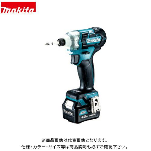 マキタ Makita 充電式インパクトドライバ 青 Li-ion 4.0Ah TD111DSMX