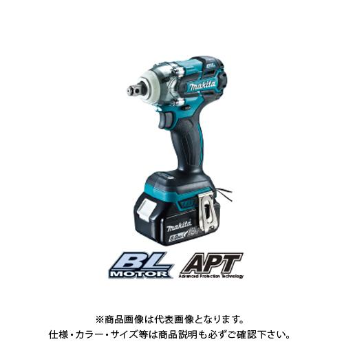 マキタ Makita 18V 6.0Ah 充電式インパクトレンチ バッテリ×2・充電器・ケース付 TW285DRGX